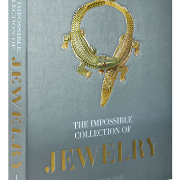 The Impossible Collection of Jewelry by Vivienne Becker design by Assouline