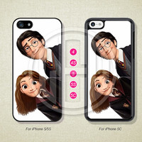 Tangled, Harry Potter, Phone Cases, iPhone 5S Case, iPhone 5 Case, iPhone 5C Case, iPhone 4 case, iPhone 4S case, Case For iPhone --L51098