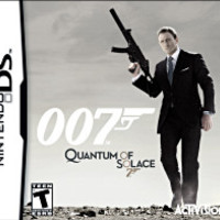 James Bond 007: Quantum of Solace for Nintendo DS | GameStop
