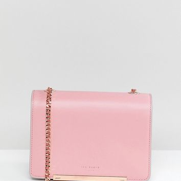 Ted Baker Rainbow Concertina Bag in Leather at asos.com