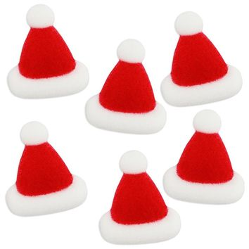 Red Santa Hat Sugars