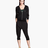 H&M - Dance Pants - Black - Ladies
