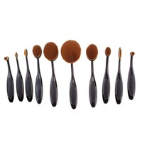 Makeup Brushes Oval Tools Powder Blush Brush Without Box