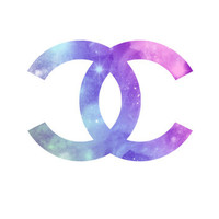 Chanel  Galaxy Art Print by Ciby