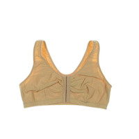 Amoena Womens Shirred Wireless Sports Bra
