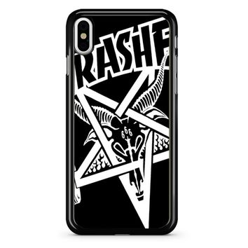 Thrasher Magazine Logo iPhone X Case