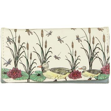 Disaster Designs Tales and Trails Duck Wallet