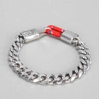 Rust & Regret Chain Of Destiny Bracelet- Silver One