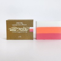 Japanese Cherry Blossom Handcrafted Soap