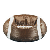 Elite Products Child Football Bean Bag Chair