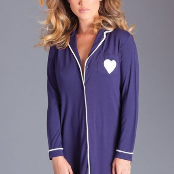 BW1701N Stacey Nightshirt - Be Wicked