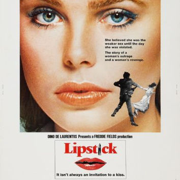 Lipstick Movie Poster 24in x36in