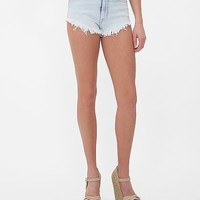 KanCan Frayed Stretch Short