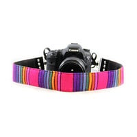 CASLR20-SNKS Sun Kiss 2In Camera Strap - Capturing Couture