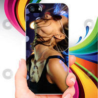 Dancing Girl Iphone5 Phone Case Iphone 5, blackberry, HTC, ipod, ipad, samsung