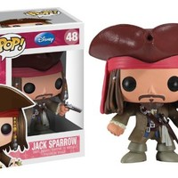 Jack Sparrow: Funko POP! Disney Vinyl Figure