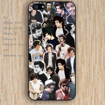 iPhone 5s 6 case watercolor dream college one direction colorful phone case iphone case,ipod case,samsung galaxy case available plastic rubber case waterproof B543
