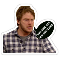 PARKS AND REC ANDY DWYER
