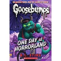 One Day at Horrorland (Reprint) (Paperback)