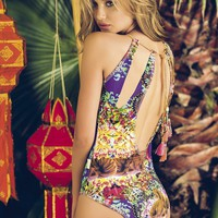 Mar de Rosas Exotic One Piece - Mar de Elefante