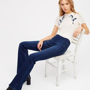 Free People Penny Pull-On Flare