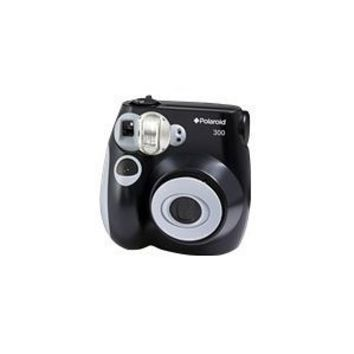 Polaroid 300 Instant Camera PIC-300 Black - MODEL#POLPIC300BKC