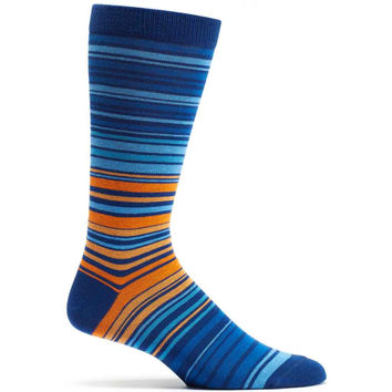 Mens UPC Stripe Sock