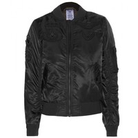 true religion - shell bomber jacket