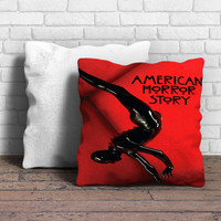 American Horror story asylum Pillow | Aneend