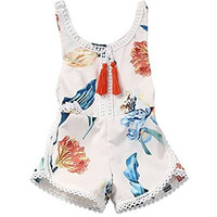 Romper Onesuit - Boutique Kids Toddler & Newborn Baby Girl Clothes