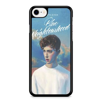 Blue Neighbourhood Troye Sivan Iphone 8 Case