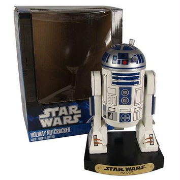 R2-d2 Nutcracker - Officially Licensed Merchandise
