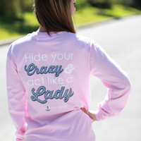 Southern darlin' - Long Sleeve Crazy