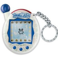 Tamagotchi Connection V4 - Translucent White