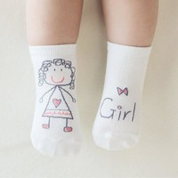 Unisex Newborn Stylish Socks