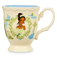 Tiana Flower Princess Mug | Disney Store