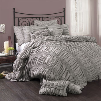 Lush Decor Madelynn 3 Piece Comforter Set