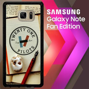 21 Pilots Stay Alive E0302 Samsung Galaxy Note FE Fan Edition Case
