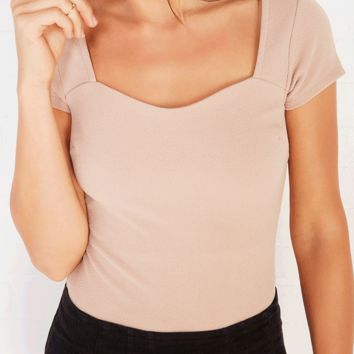 Contempo Casuals™ Crepe Knit Top | Wet Seal