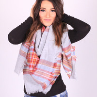 Eyes On Me Blanket Scarf