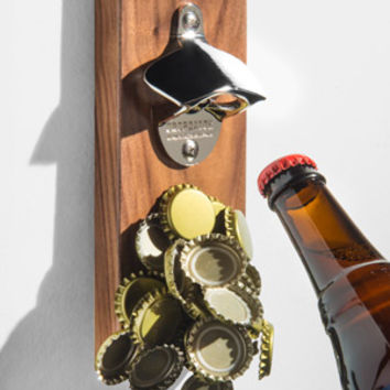 DropCatch Magnetic Bottle Opener: A bottle opener that collects your caps.