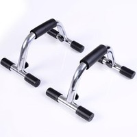 Home Gym Fitness Grip Push Up Bars | Home Superstore