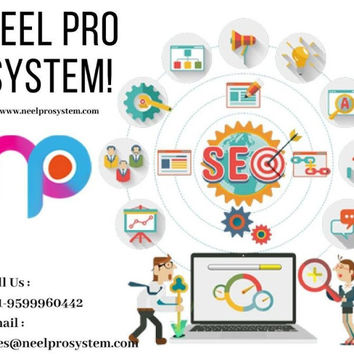 Enhance your website raking through Neelpro system's digital marketing services