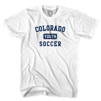 Colorado Youth Soccer T-shirt
