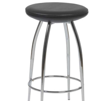 Set of Two Bernie-C Counter Stools design by Euro Style