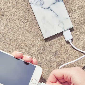 Marble Ultra Slim Portable Phone Charger - Urban Outfitters