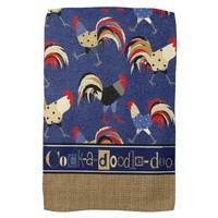 """""""Rooster"""" KITCHEN TOWEL"""