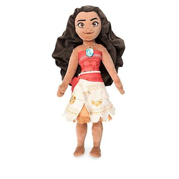 "Disney Store Moana 20"" Plush Doll New with Tags"