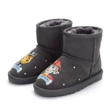 UGG Baby The small animals snow boots-2