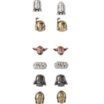 Star Wars Characters Earring Set